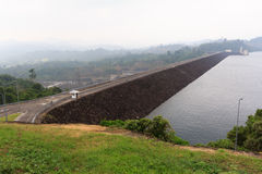 Ratchaprapa dam Royalty Free Stock Images