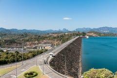 Ratchaprapa dam , Khao sok , Surat Thani province,Thailand Stock Image