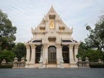 Ratchathiwat świątynia, Tajlandia (wyświęcenie Hall) Zdjęcie Stock