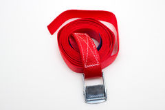 Ratchet strap Royalty Free Stock Images