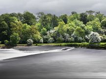 Ratcliffe stijgt Waterkering Royalty-vrije Stock Foto's