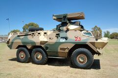 Ratel Infantry Fighting Vehicle
