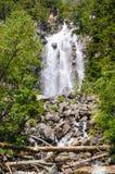 Ratera waterfall Stock Image