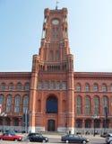 rathaus του Βερολίνου Στοκ φωτογραφίες με δικαίωμα ελεύθερης χρήσης