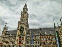 Rathaus Imagem de Stock