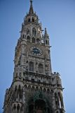 Rathaus. Building of Rathaus (city hall) in Munich, Germany Stock Photo