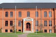 Rathaus stockfotografie