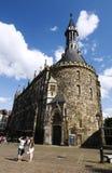 Rathaus Aachen Arkivbild