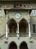 Rathaus, Bern ( Schweiz ). Town hall (Rathaus) of Bern, build in gothic style Stock Image