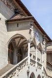 Rathaus, Bern, Zwitserland Royalty-vrije Stock Foto