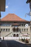 Rathaus, Bern, Zwitserland Stock Foto
