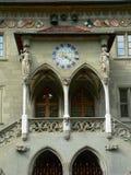 Rathaus, Berna (Schweiz) Imagem de Stock