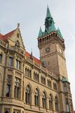 Rathaus of Braunschweig Royalty Free Stock Photo