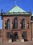 Rathaus, Bremen Royalty Free Stock Image