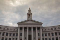 Rathaus in Denver Stockfotografie
