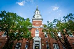 Rathaus, in der alten Stadt von Alexandria, Virginia stockfotos