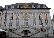 Rathaus der Stadt von Bonn in Deutschland Stockfotografie