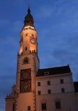 Rathaus em Goerlitz fotos de stock royalty free