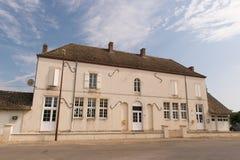 Rathaus in Frankreich Stockfoto