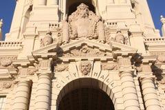 Rathaus-Gebäude Stockfotografie
