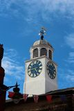 Rathaus gelegen in der Stadt Perth, Westaustralien Lizenzfreie Stockfotografie