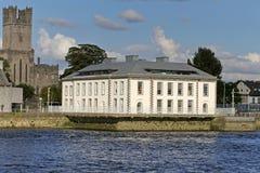 Rathaus im Limerick Stockfotografie