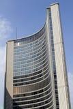 Rathaus in im Stadtzentrum gelegener Toronto-Nahaufnahme Lizenzfreie Stockbilder