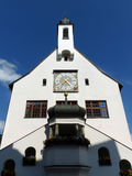 Rathaus, Kempten, Γερμανία Στοκ Εικόνες