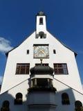 Rathaus, Kempten, Allemagne Photo stock