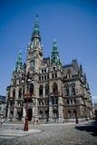 Rathaus in Liberec Stockfoto