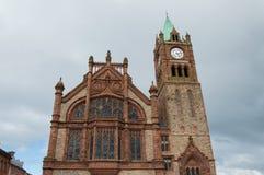 Rathaus in Londonderry Stockfotografie