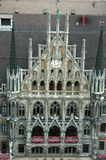 Rathaus in München Lizenzfreies Stockbild