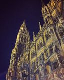 Rathaus München Stockfoto