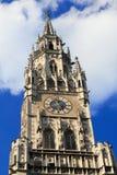 Rathaus in Munich Stock Photos