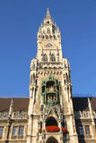 The Rathaus of Munich Stock Photography