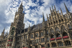 The Rathaus - Munich - Germany Stock Image