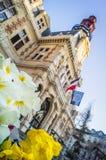 Rathaus in Paris 12 Stockfotografie