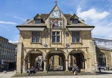 Rathaus in Peterborough stockbild