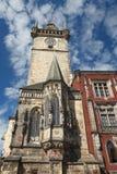 Rathaus in Prag, die Hauptstadt der Tschechischen Republik Stockfoto