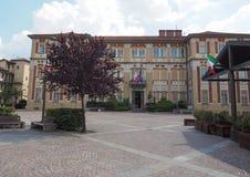 Rathaus in Settimo Torinese stockfoto