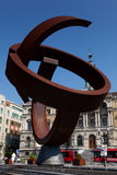 Rathaus von Bilbao Lizenzfreie Stockfotografie