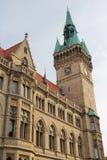 Rathaus von Braunschweig Lizenzfreies Stockfoto