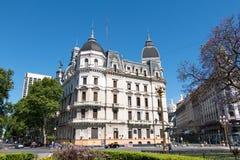 Rathaus von, Buenos Aires Argentinia Stockbild