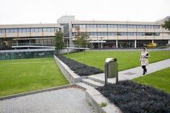 Rathaus von Ede in den Niederlanden lizenzfreies stockfoto