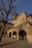Rathaus von Enschede, die Niederlande Lizenzfreie Stockbilder