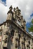 Rathaus von Middelburg Lizenzfreie Stockfotografie