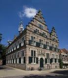 Rathaus von Naarden Stockfotografie