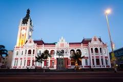 Rathaus von Ostlondon Stockfoto