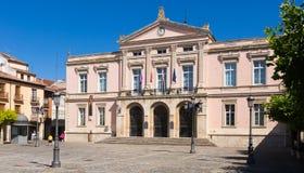 Rathaus von Palencia Stockfoto
