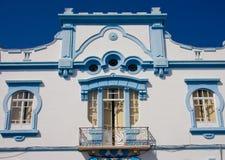 Rathaus von Reguengos de Monsaraz, Portugal Stockbilder